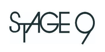 ステージナインのロゴ