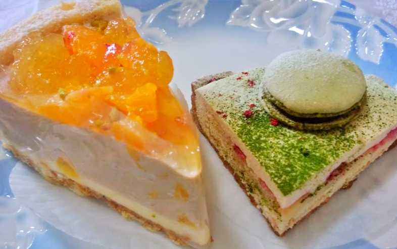 ノンリンベーカリー&オーガニックカフェ ケーキ